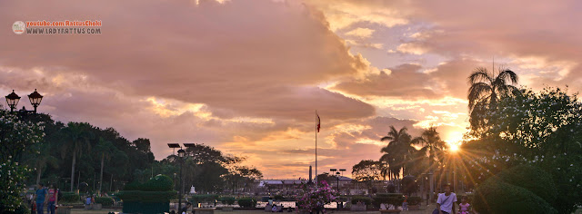 Rizal Park and improvements in my photography