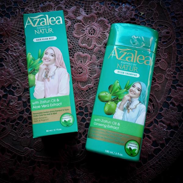 Perawatan Rambut Bersama Azalea The Real Hijab Hair Care