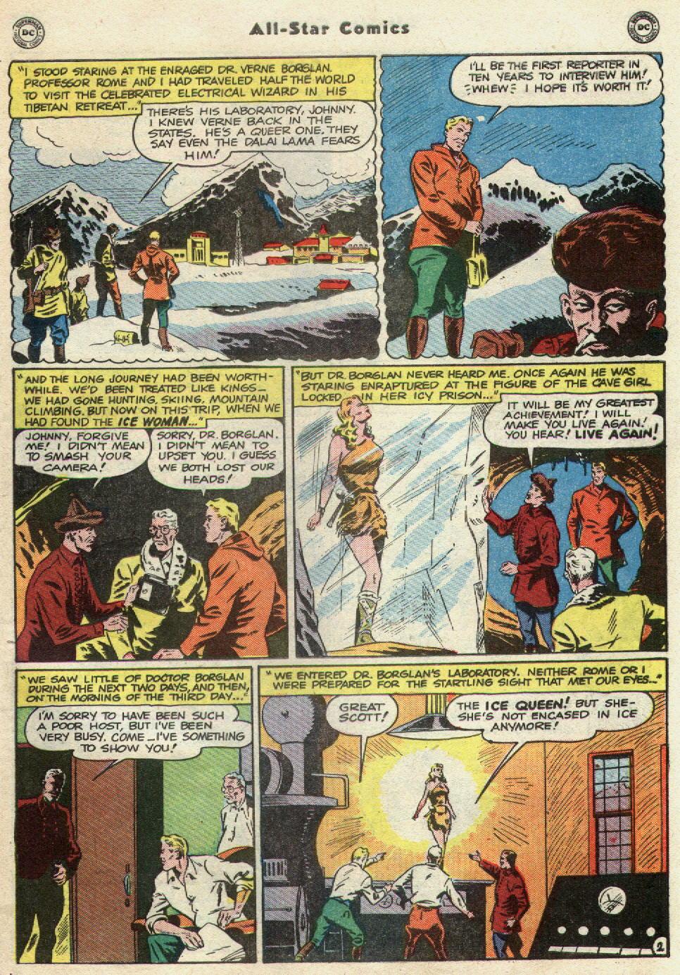 Read online All-Star Comics comic -  Issue #51 - 45