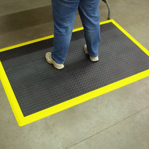 Amazing PVC Industrial Floor Mats Are Available In Multiple Surface Textures,  Including Orange Peel, Bump Top, Perforated, Coin Top And Diamond Top.