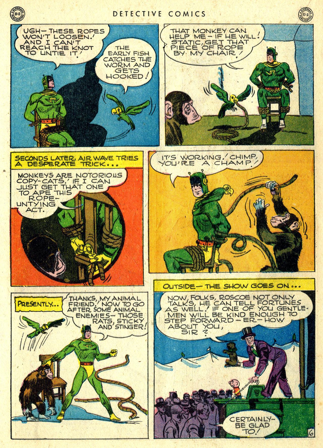Read online Detective Comics (1937) comic -  Issue #119 - 30