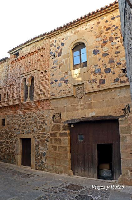 Casa Mudejar, Cáceres
