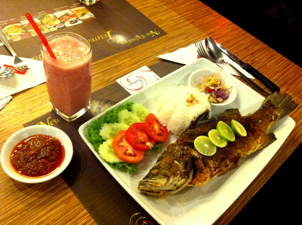 Travelholic: Food | Halal Food in MBK, Bangkok