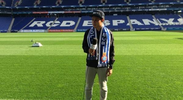 Espanyol Diperkuat Evan Dimas saat Lawan Persija Jakarta?