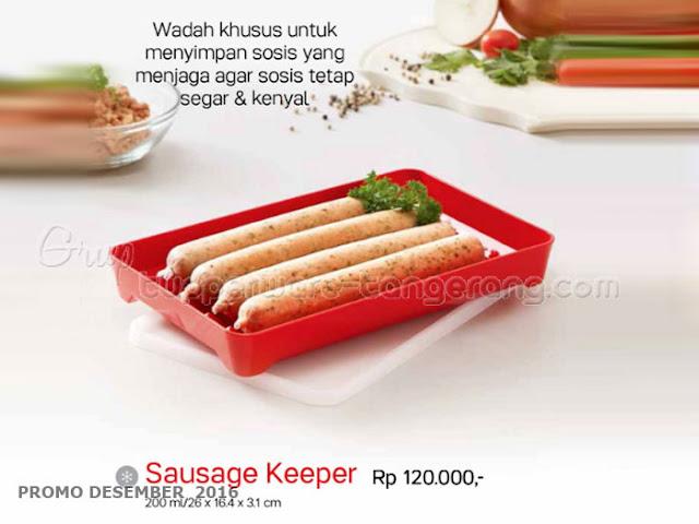 Sausage Keeper Promo Tupperware Desember 2016
