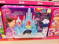 """UK: Crystal Empire Castle Playset, 27"""" TY & more"""