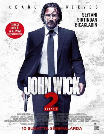 John Wick Chapter 2 2017 Full English Movie Free Download