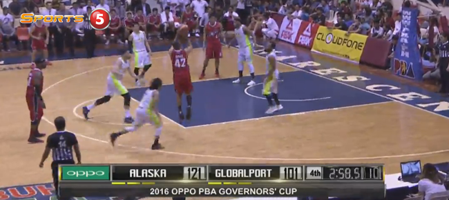 Alaska def. GlobalPort, 133-106 (REPLAY VIDEO) September 7