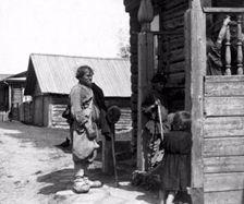 Mujici in opinci - Rusia