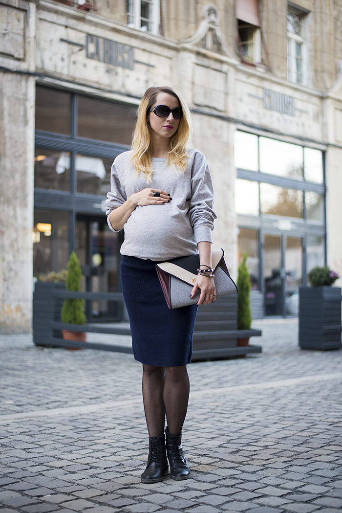fall maternity outfit ideas