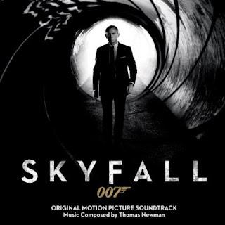 James Bond Skyfall Sång - James Bond Skyfall Musik - James Bond Skyfall Soundtrack - James Bond Skyfall Score