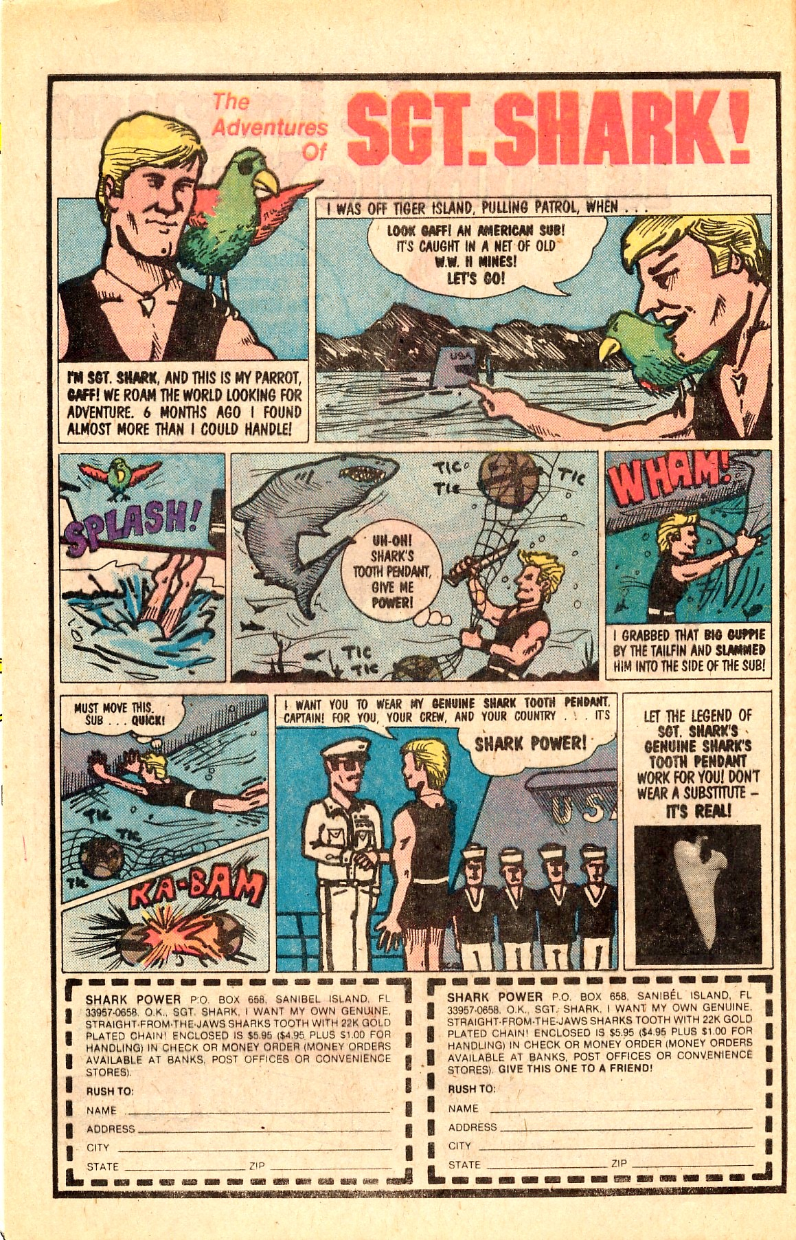 Read online World's Finest Comics comic -  Issue #283 - 8