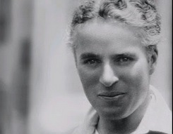 Чарли Чаплин в 1924