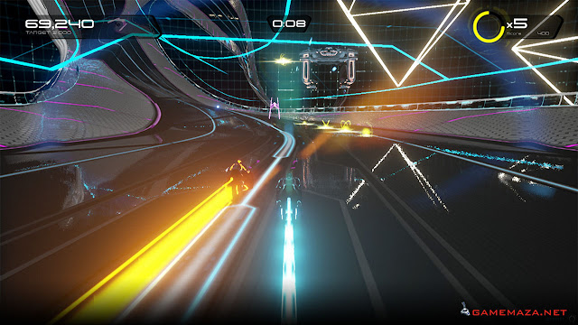 Tron Run R Gameplay Screenshot 4