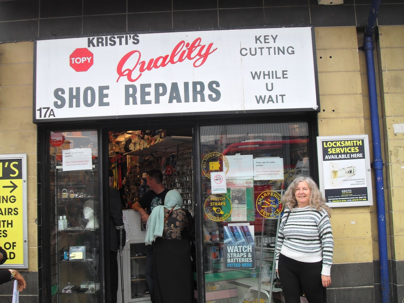 Shoe Repair Ilford