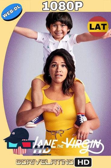 Jane The Virgin (2017) Temporada 04 WEB-DL 1080p Latino-Ingles MKV
