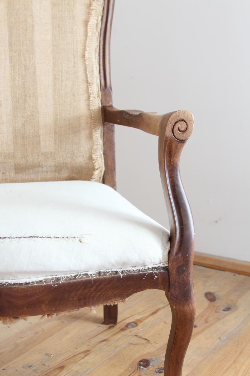 renowacja fotela