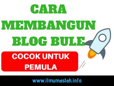 Cara Membangun Blog Bule Menggunakan Expired Domain