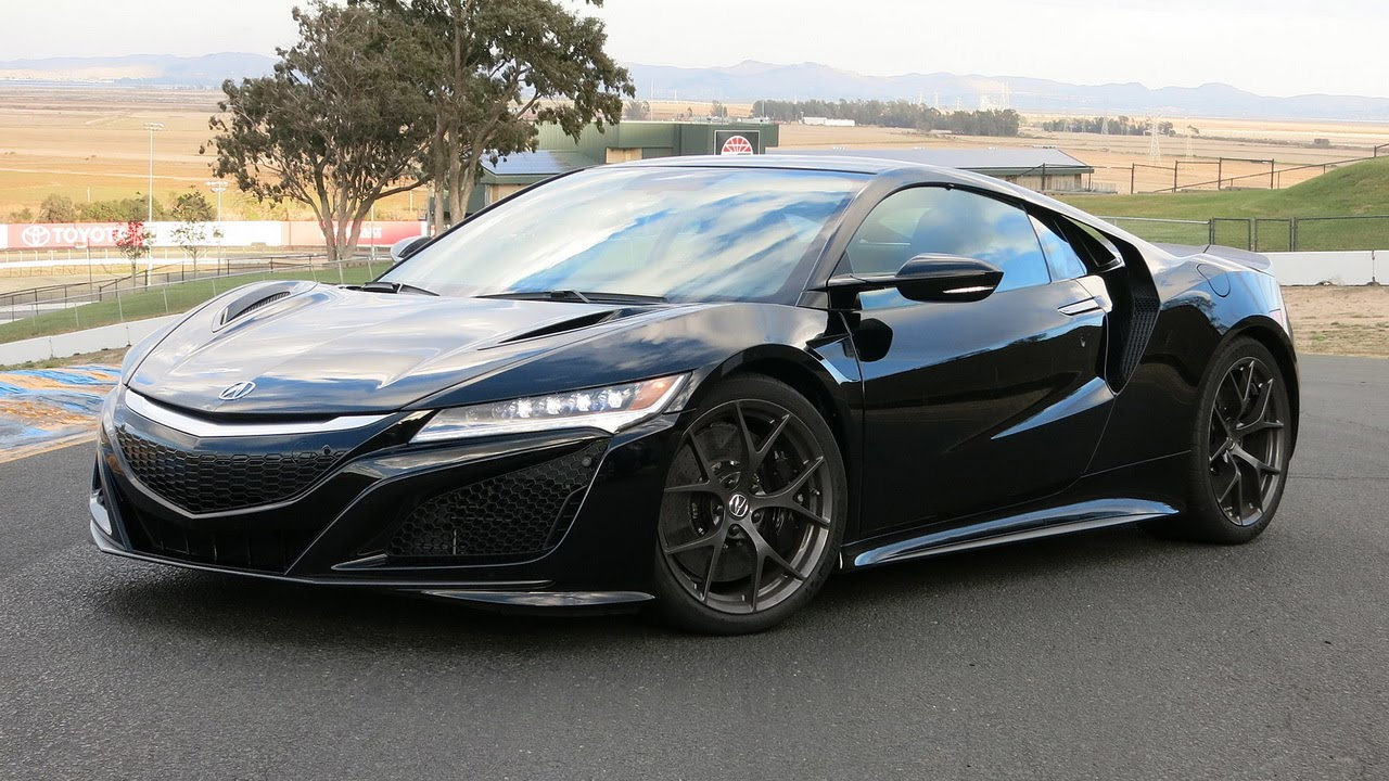Trial Manufacturing Is Going At The Nsx S Custom Production Line Known As Typical Overall Performance Middle Grow Specially For