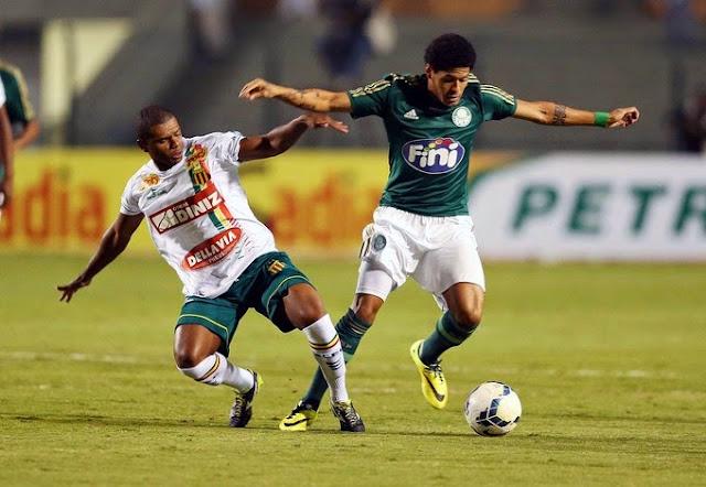 Soi kèo dự đoán Palmeiras vs Sampaio Correa