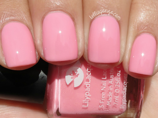 Lilypad Lacquer Cheeky