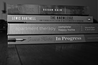 The books I finished reading in September 2015