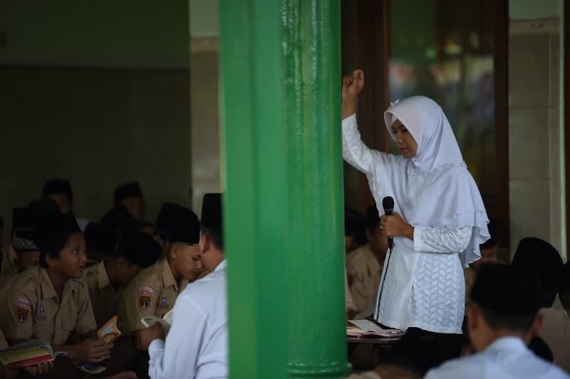 Kiat Sukses Madrasah di Demak Cetak Siswa-Siswi Hafal Qur'an