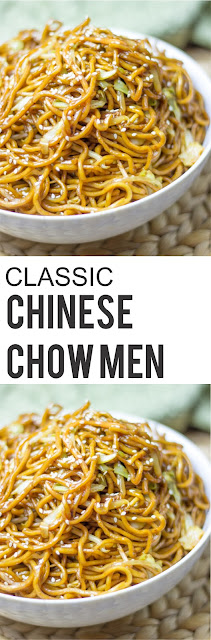 Classic Chinese Chow Men