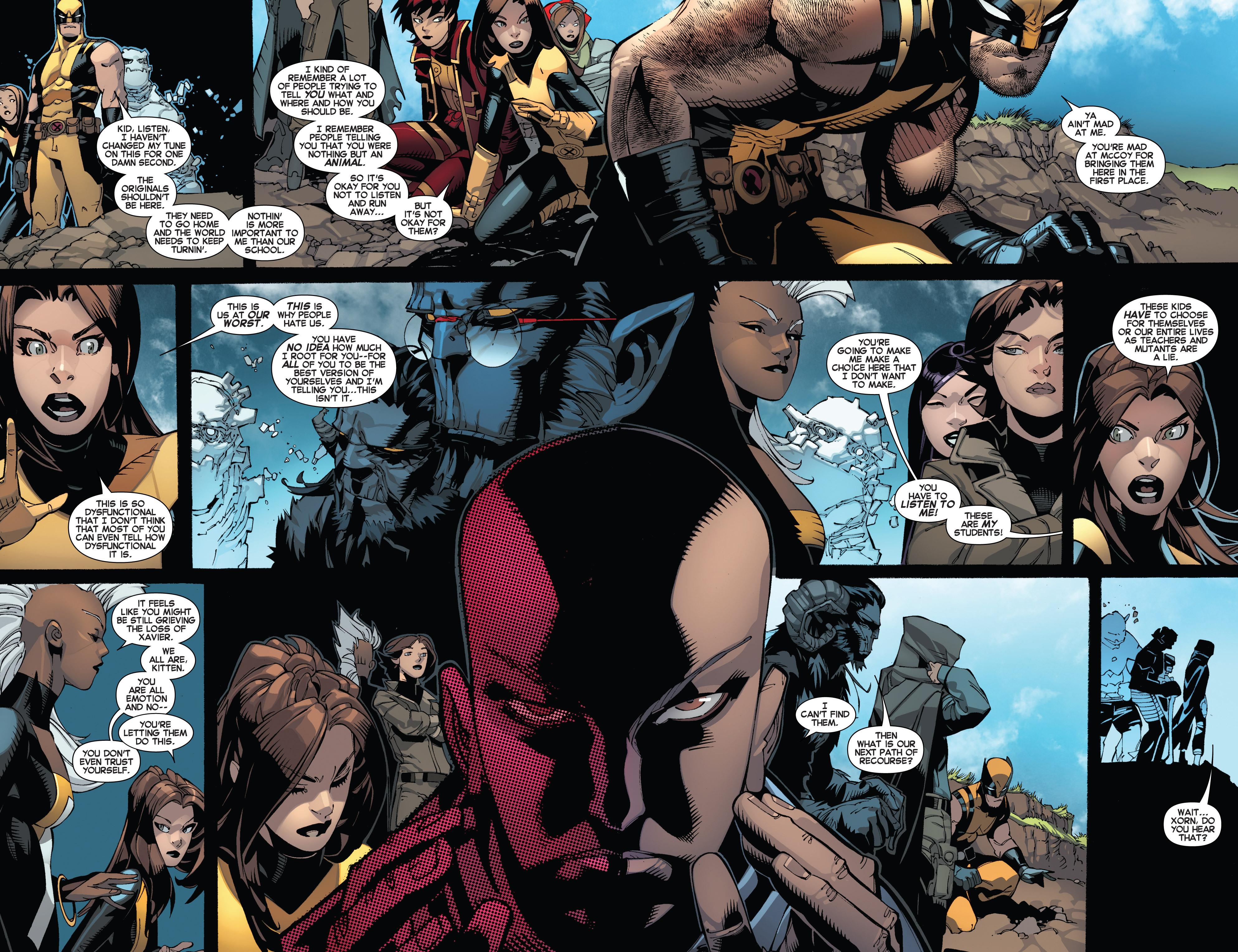 Read online Uncanny X-Men (2013) comic -  Issue #12 - 9