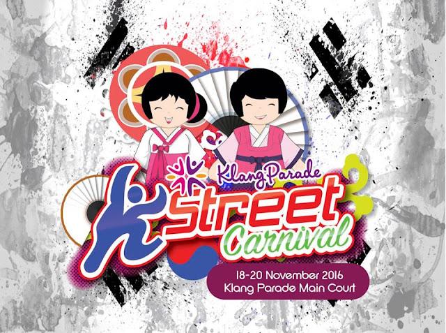 Karnival K-Street Klang Parade