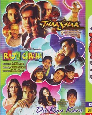 Raju Chacha 2000 Hindi Movie 720p HDRip 1.1GB
