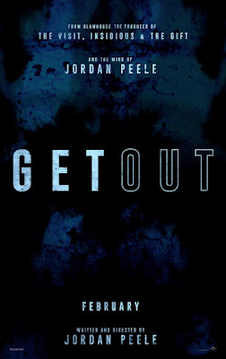 Get Out Movie Poster 1