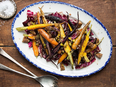 Carrot Salad Recipes with Ginger and Figs