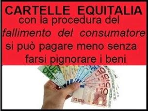Cartelle Equitalia, Dichiarare Fallimento Per Non Pagare