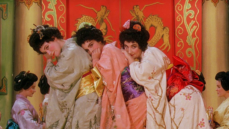 Bruce Charlton's Notions: Review of The Mikado - by Gilbert