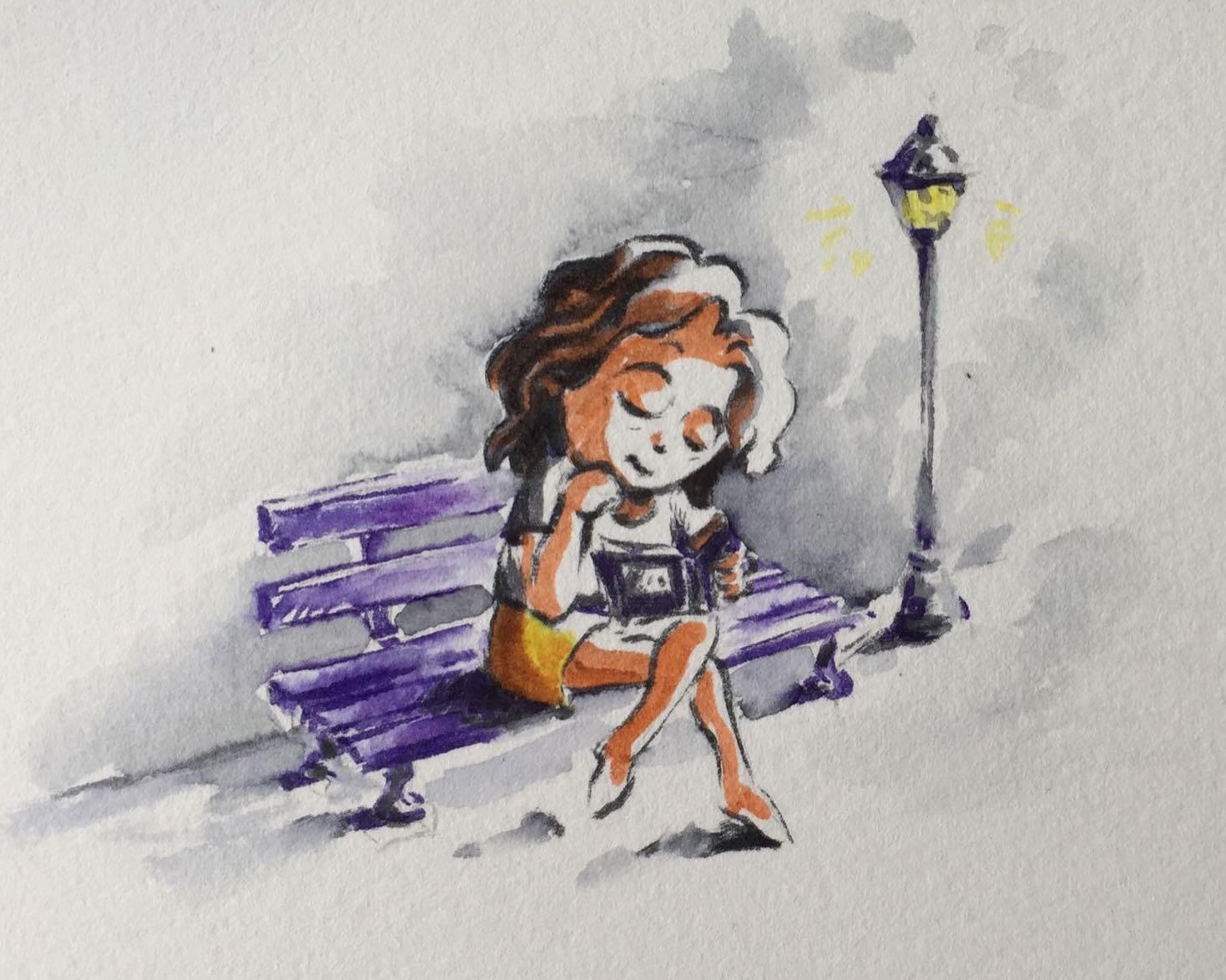 dd258db6ce Me encontré a mí misma de adolescente a la vuelta del trabajo. Eran las  nueve y doce en el reloj de mi bicicleta. Hacía un fresco y veraniego  anochecer en ...
