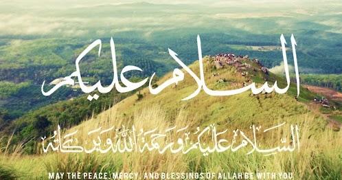 Muslim greeting in arabic arab phrases muslim greeting m4hsunfo Gallery
