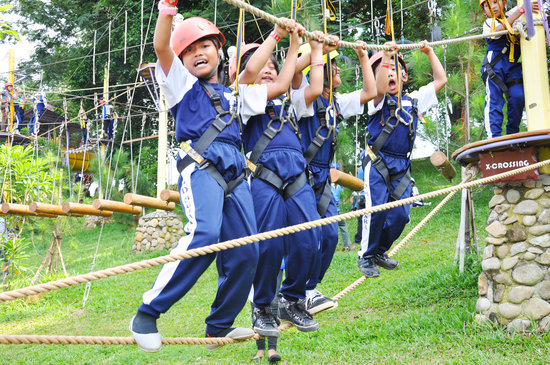 Outbond Anak - Outbound Kids