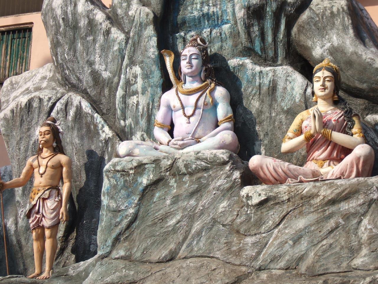 Hindu Gods And Goddesses Statues