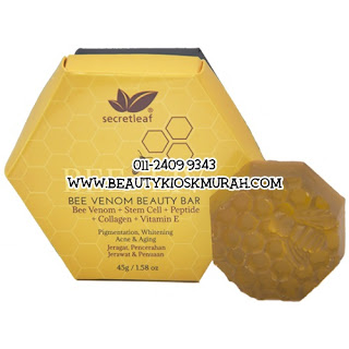 Bee Liv Bee Venom Beauty Bar