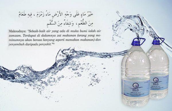 Doa Minum Air Zam-zam Beserta Keutamaannya
