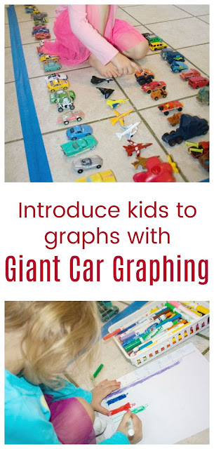 Giant Car Graphing