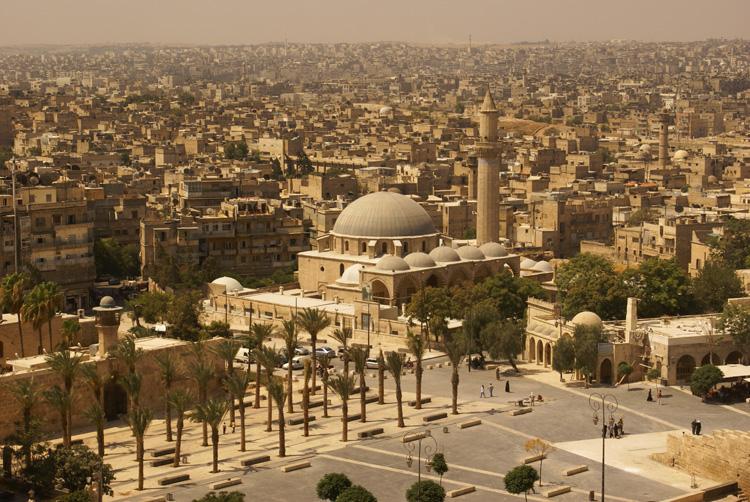 Allepo, Cidade da Síria