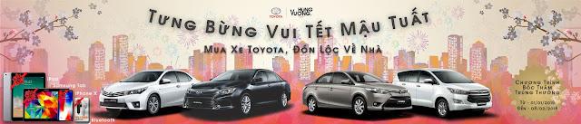 Toyota Hung Vuong uu dai vang dip cuoi nam anh 2