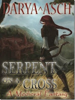 (Medieval Fantasy) Serpent on a Cross