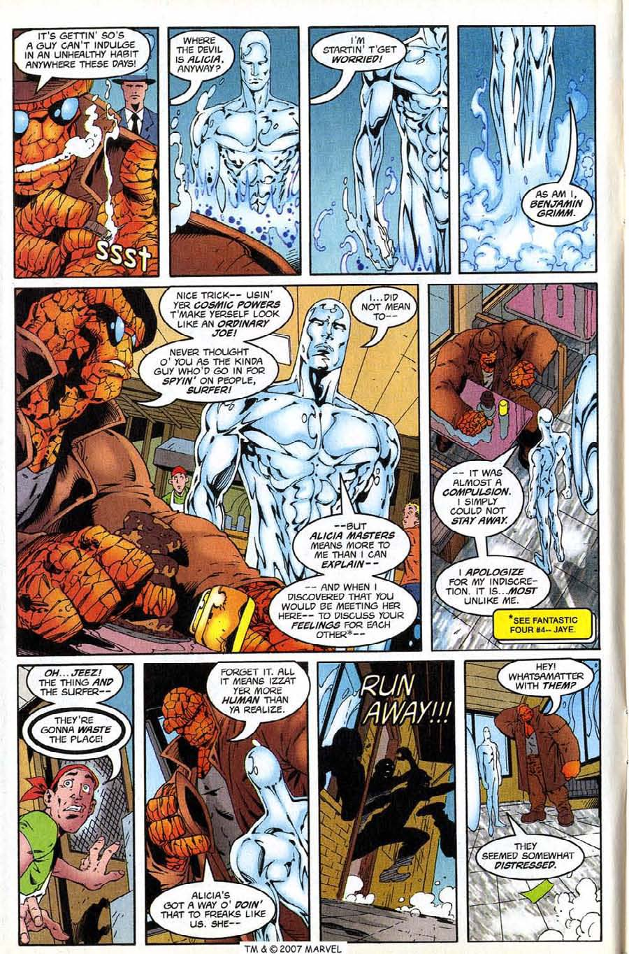 Read online Silver Surfer (1987) comic -  Issue #138 - 6