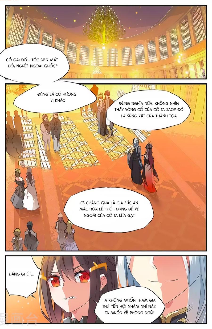 Nữ Nhân Dũng Cảm chap 61 - Trang 2