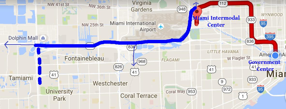 Miami Web News Dream of EastWest Corridor Part II