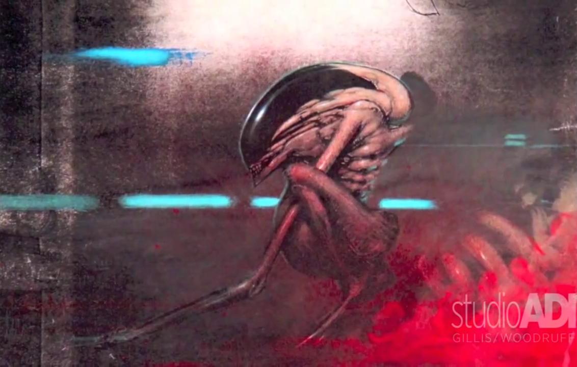 Alien Explorations Chris Cunningham Halls Newborn Alien