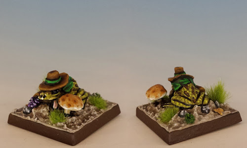 Talisman Ranger Toad, Citadel Miniatures (1986, sculpted by Aly Morrison)